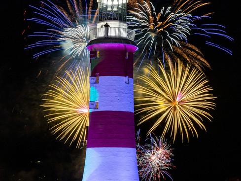British Firework Championship, Plymouth 2021