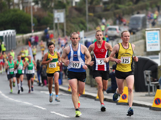 The Falmouth Mob Match an annual 5 mile road race