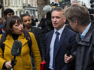 Alun Cairns Welsh Secretary resigns after claims 6/11/19