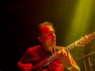 Josef Leimberg's guitarist