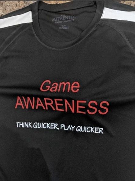 Game Awareness T-Shirt (BLACK)
