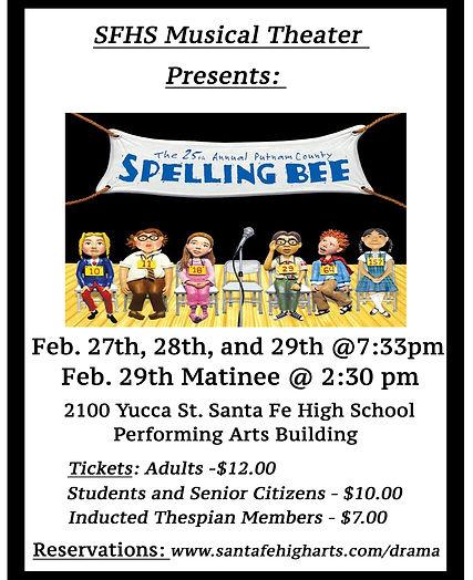 25th Annual Putnum County Spelling Bee P