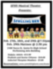 25th Annual Putnum County Spelling Bee P