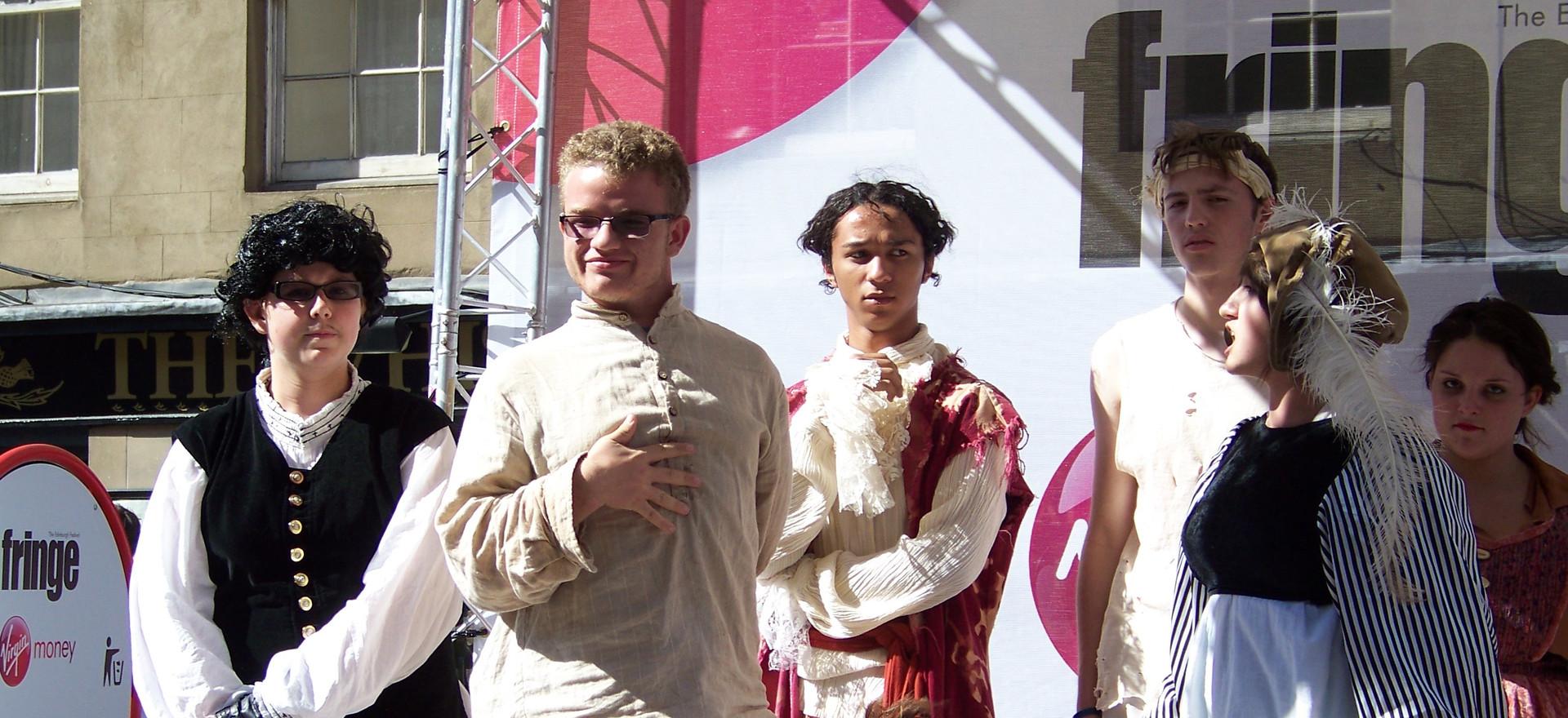 Royal Mile Performance (Edinburgh, Scotland)