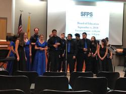 SFPS Board Meeting