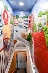 歡迎光臨,請上二樓. Welcome to our second floor studio, you will enjoy your time with us!!