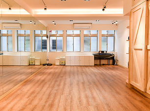 This is primary studio space available for rental.