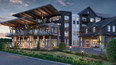 A Country Club Style Living Apartment: Exterior and Surrounding Community