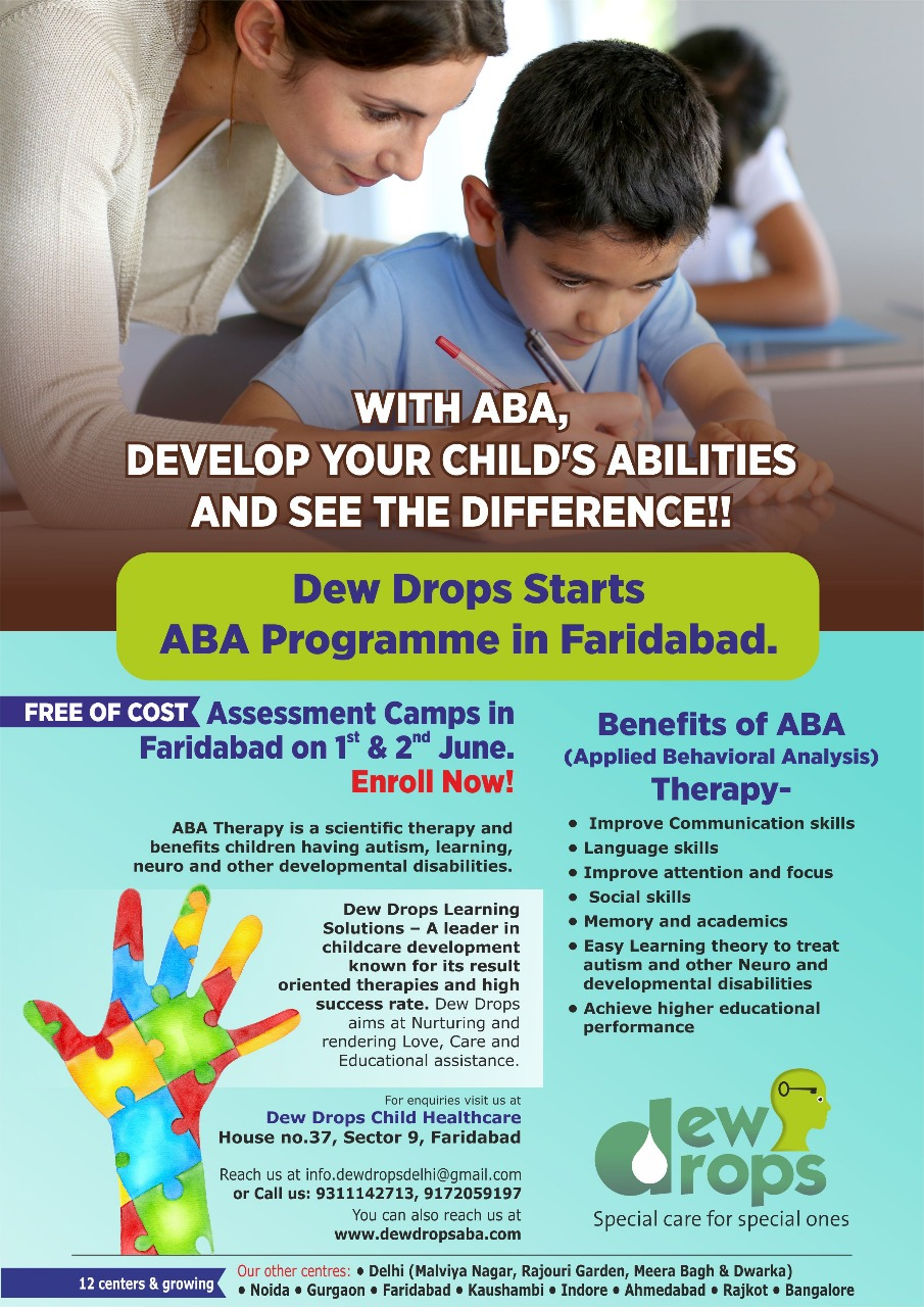 ABA Program in Faridabad