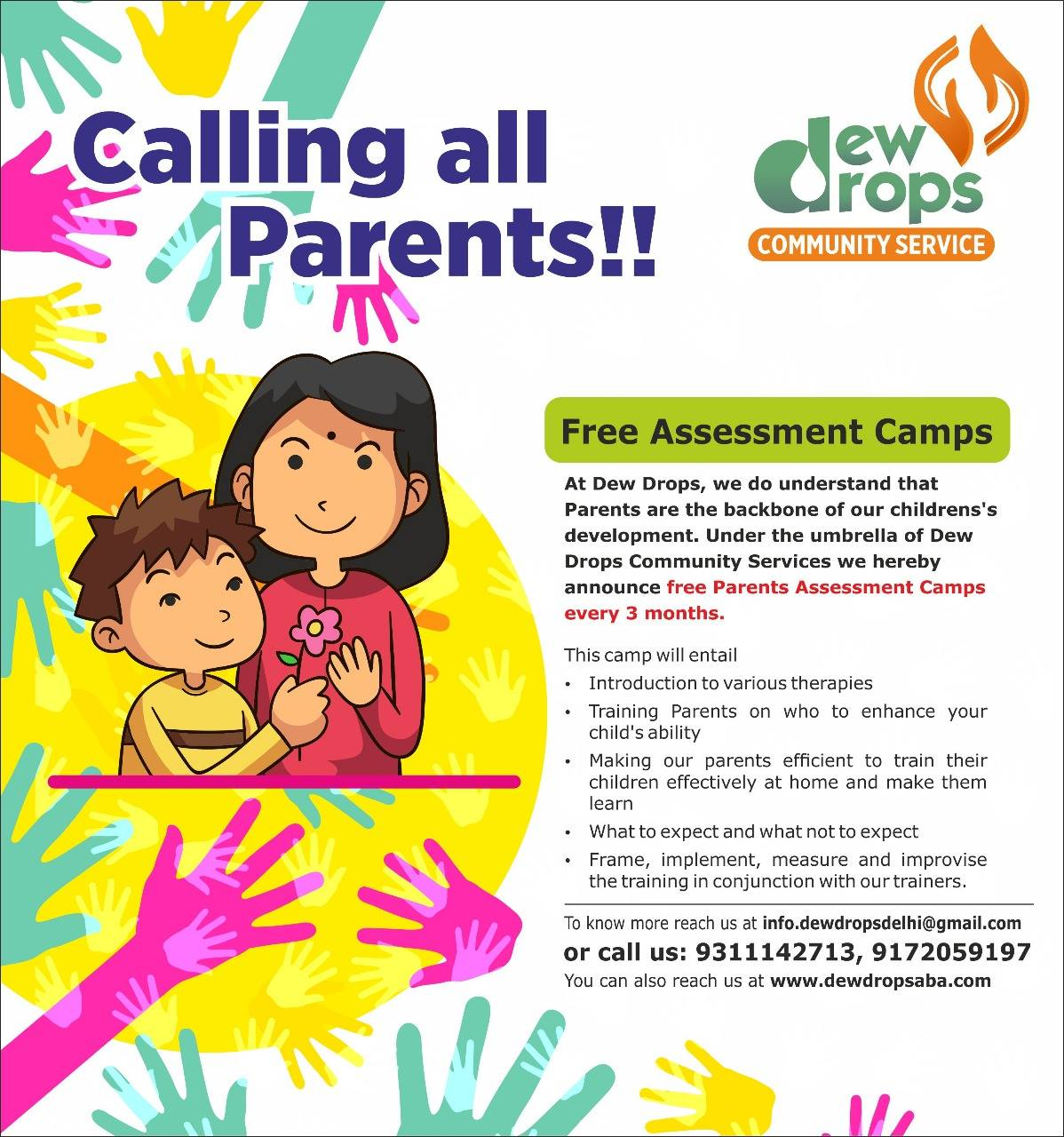 Free Assessment Camps