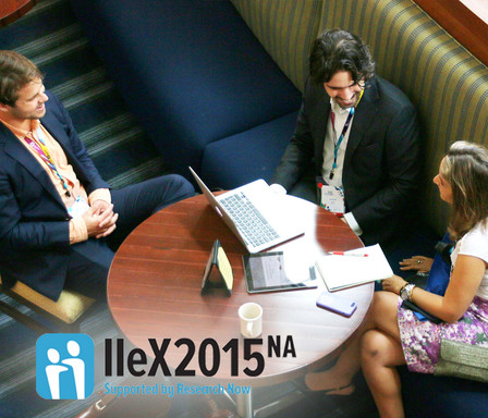 IIeX Atlanta, hot days and hot ideas