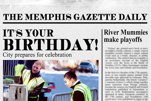 Memphis Gazette Daily