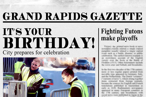 Grand Rapids Gazette