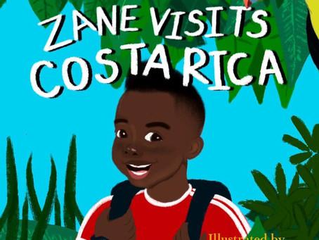 Zane Visits Costa Rica