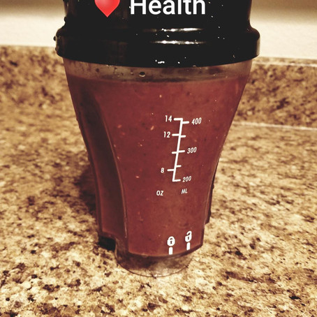 Anxiety Relief Smoothie