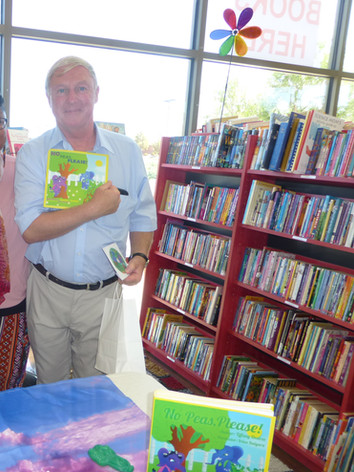 Book Signing at Copper Cat Books