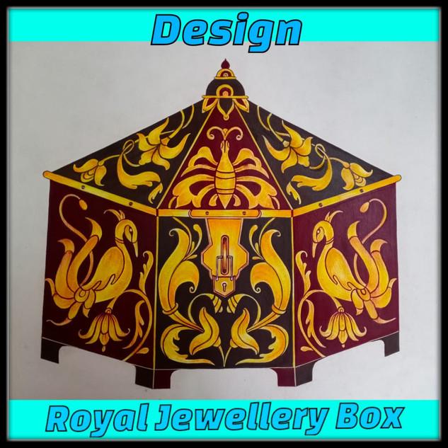 Royal Jewellery Box