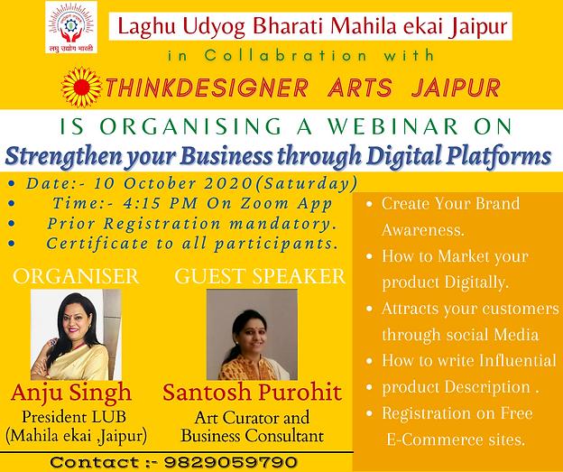 Strength your Business through Digital P