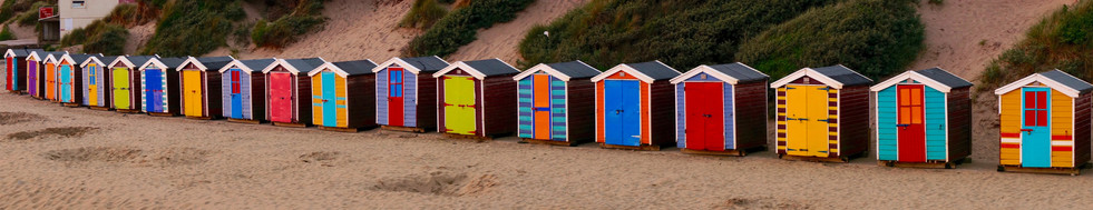 Saunton Sands Beach Huts