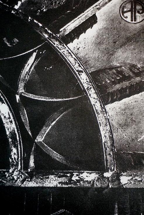 APTheatre Arrow Door Detail