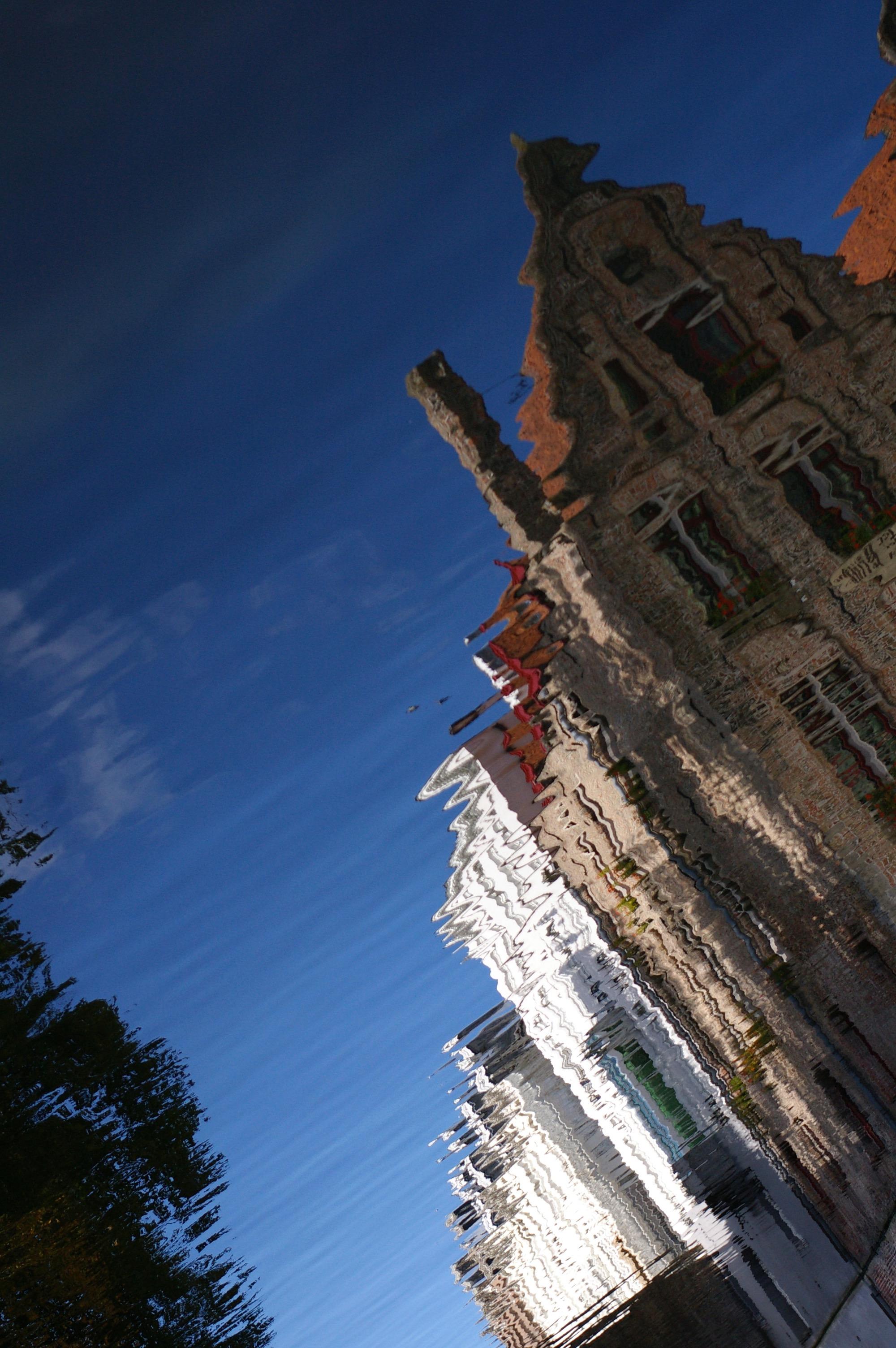 Bruges Reflection