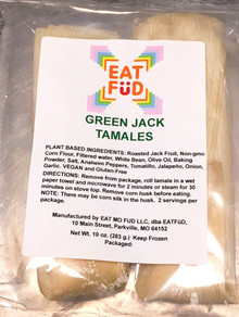 GREEN JACK TAMALES FROZEN in Stores