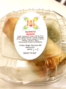 BURRITO BAKED in Stores