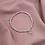 Thumbnail: ChloBo Mini Cube Interlocking Love Heart Bracelet