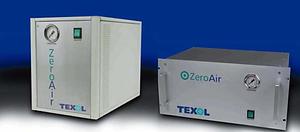 Texol, Gas Generators, Zero Air