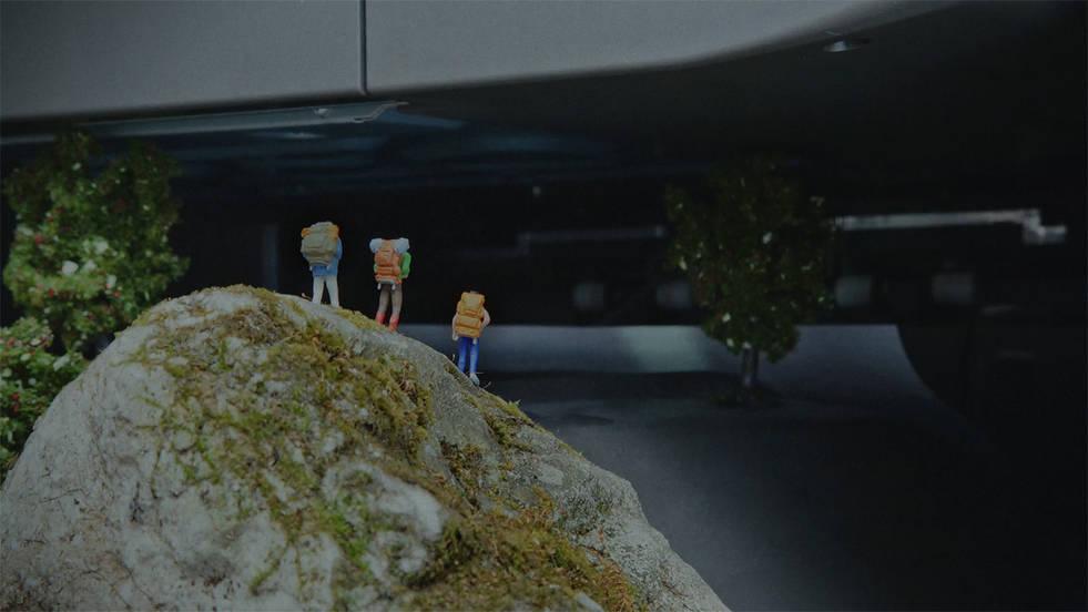 """Odisseia"" Tv show intro cinematography by Tiago Xavier"
