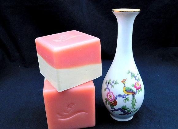 Rose Vanilla & Pearl Soap