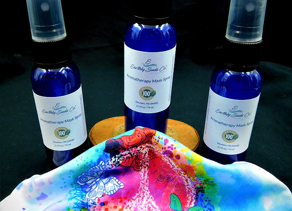 Aromatherapy Mask Spray