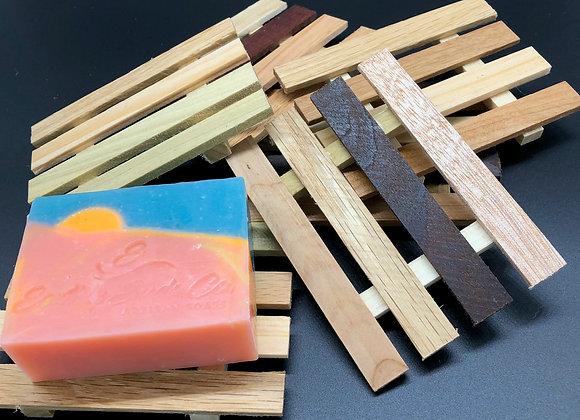 Reclaimed Wood Soap Dish
