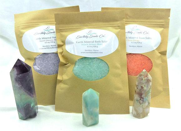 Earth Mineral Bath Salts
