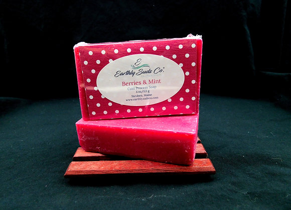 Berries & Mint Soap