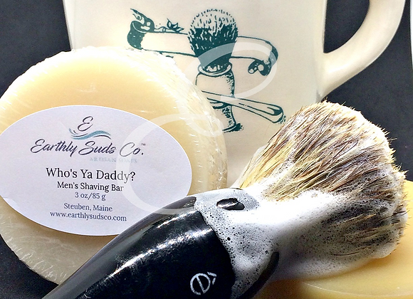 Who's Ya Daddy - Men's Shaving Soap