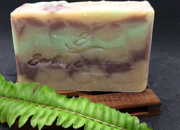 Teakwood & Fern Soap