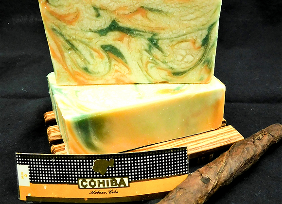 Cuban Tobacco Soap