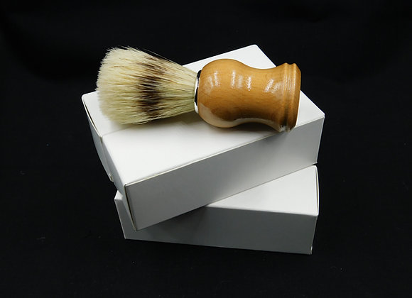 Shaving Brush and Stands