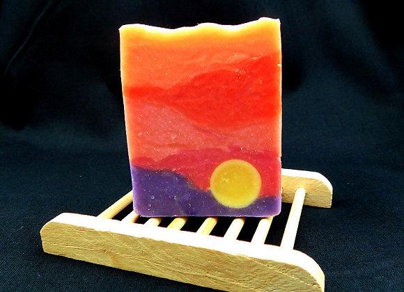 Sun Salutations Soap