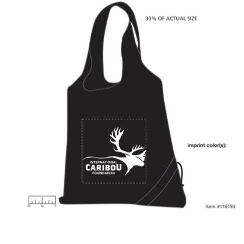 ICF Foldable Tote Bag