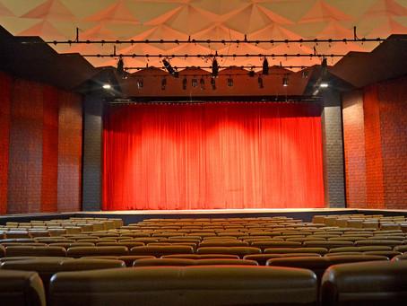 Teatro Municipal de Santo André completa 50 anos de sua inauguração