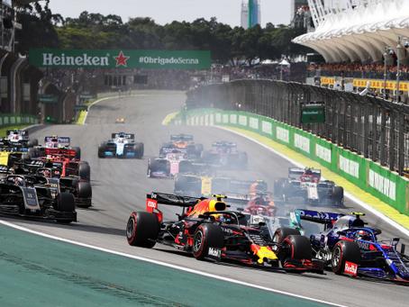 Calendário 2021 da F1 mostra GP do Brasil em Interlagos