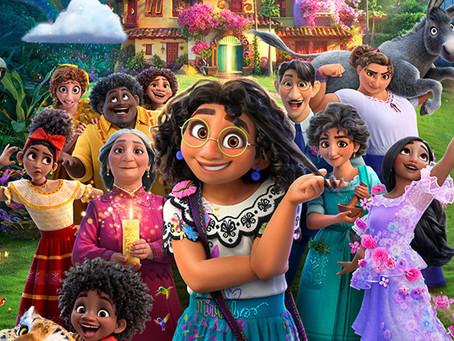 Disney lança trailer e pôster da nova animação 'Encanto'. Confira!