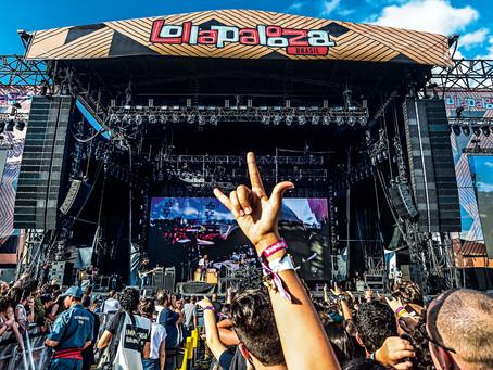 Lollapalooza Brasil é adiado mais uma vez | Saiba a nova data do festival