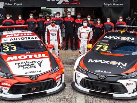 Stock Car: MX Piquet Sports vai a Interlagos confiante em bons resultados
