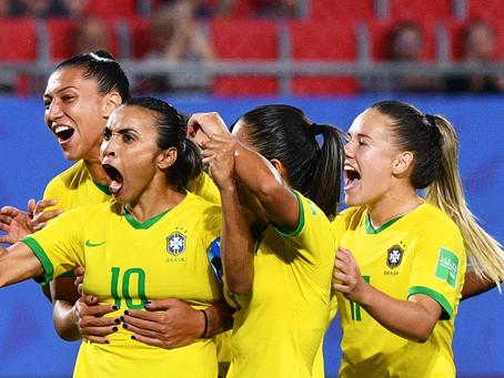 Seleção feminina goleia China na estreia do Brasil nas Olimpíadas de Tóquio