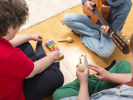 A musicoterapia na saúde mental