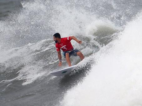 RESUMÃO DAS OLIMPÍADAS: Surfe e skate dominam o dia.