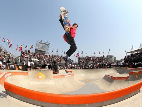 Luiz Francisco é o primeiro brasileiro classificado para estreia do skate nos Jogos Olímpicos